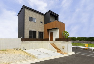 和泉市内田町 モデルハウス