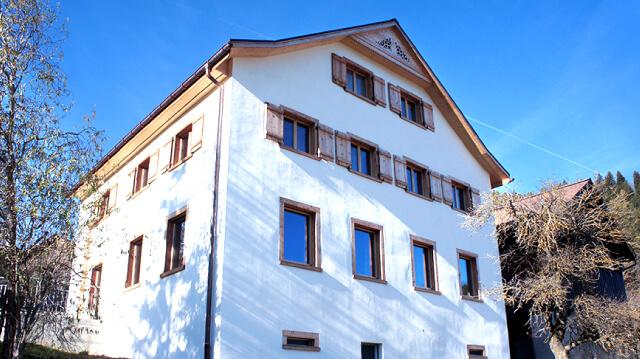 「スイス漆喰」