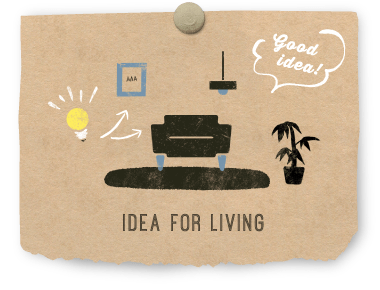 Idea for living